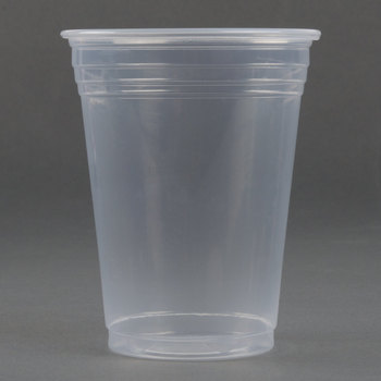 Picture of item 964-440 a CUP 16 OZ CLEAR PLASTIC