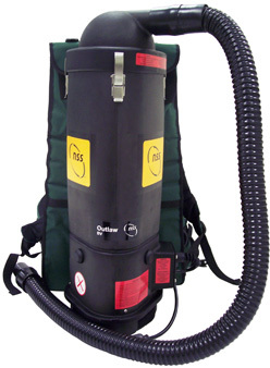 Picture of item 965-796 a Outlaw B/V Backpack Vacuum.