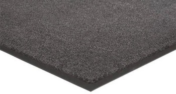 Picture of item 965-855 a Standard Tuff™ Olefin Mat. 4 X 6 ft. Charcoal.