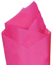 Picture of item 964-514 a Tissue Paper. 20 X 30 in. Cerise Pink. 480 count.