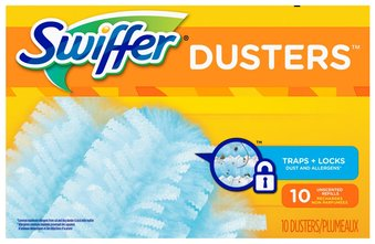 Picture of item PGC-21459CT a Swiffer Duster Refills. Unscented. 10 Dusters/Box, 4 Boxes/Case.