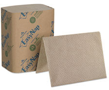 Ultra® Interfold 2-Ply Napkin Dispenser Refills. Brown. 6000 napkins.