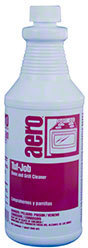 Picture of item 615-404 a Tuf-Job.  Concentrated Oven & Grill Cleaner 12x1 qt