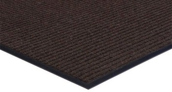 Picture of item 963-007 a Apache Rib™ Indoor Entrance Mat. 5 X 8 ft. Cocoa Brown.