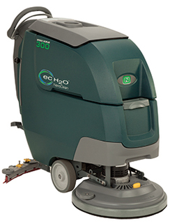 Picture of item 965-999 a Speed Scrub® 300 Walk Behind Scrubber. 20 in.