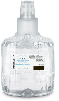 Picture of item 670-795 a PROVON® Clear & Mild Foam Handwash. 1200 mL Refill for PROVON® LTX-12™ Dispenser. 2 Dispenser Refills/Case.