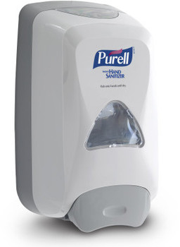 Picture of item 672-218 a PURELL® FMX-12™ Dispenser - Dove Gray.  Uses 1,200 mL FMX Refills.