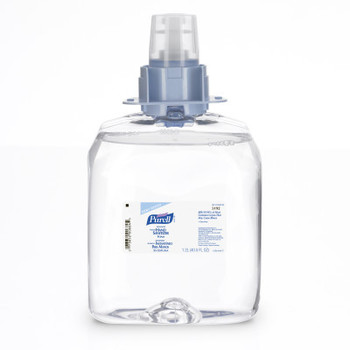Picture of item 670-169 a PURELL® Advanced FMX-12™ Instant Hand Sanitizer Refill,  w/Moisturizers, 1200mL