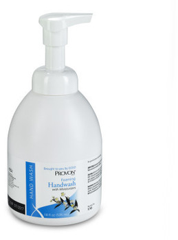 Picture of item 670-772 a PROVON® Foaming Handwash with Moisturizers in Pump Bottles. 535 mL. 4/Case.