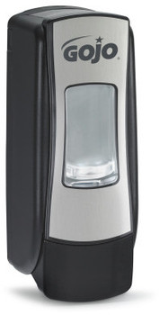 Picture of item 672-229 a GOJO® ADX-7™ Dispenser,  700 mL, Chrome-Black