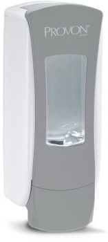 Picture of item 672-231 a PROVON® ADX-12™ Dispenser.  Gray Color.  Uses 1250 mL ADX™ Refills.