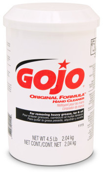 Picture of item 670-103 a GOJO® ORIGINAL FORMULA™ Hand Cleaner,  4.5lb, White, 6/Carton