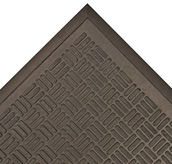 Picture of item 963-025 a Soil Guard™ Entrance Mat. 3X5 ft. Black.