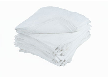 Picture of item 965-964 a TERRY CLOTH TOWEL 16X26 WHITE