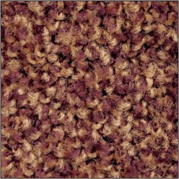 Picture of item 963-038 a Colorstar Wiper/Indoor Mat. 24X6 ft. Golden Brown.