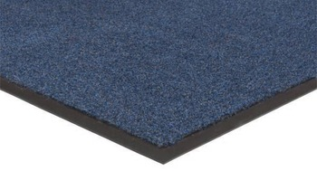 Picture of item 963-077 a Standard Tuff™ Olefin Mat. 4 X 10 ft. Blue.