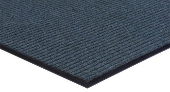 Picture of item 963-091 a Apache Rib™ Indoor Entrance Mat. 3 X 12 ft. Williamsburg Blue.