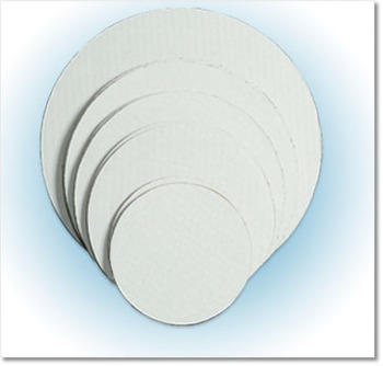 Picture of item 261-312 a Cake Circles. 9 in. Bright White. 100 count.