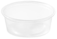 Picture of item 106-623 a Soufflé Portion Cups. 1.5 oz. Clear. 2500 count.