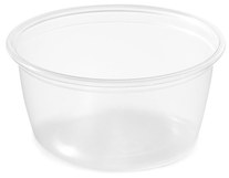 Picture of item 106-611 a Soufflé Portion Cups. 2 oz. Clear. 2500 count.