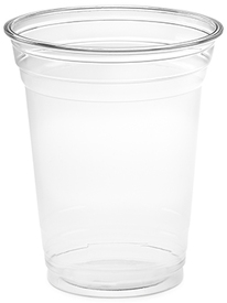 Picture of item 101-833 a PET Cups. 16 oz. Clear. 1000 count.