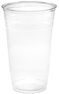 Picture of item 101-848 a PET Cups. 24 oz. Clear. 600 count.