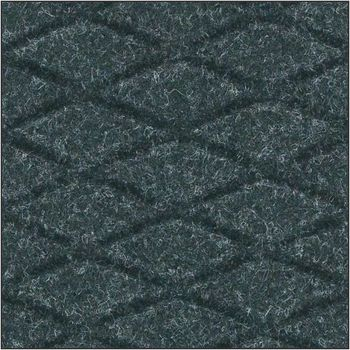 Picture of item 963-146 a Hog Heaven Fashion Anti-Fatigue Indoor Mat. 2X3 ft. Coal Black.