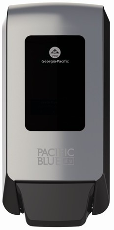 Baumann Paper GP Pacific Blue Ultra SoapSanitizer Dispenser
