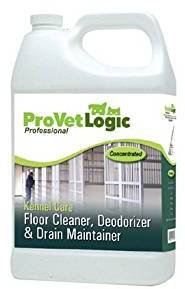 Picture of item 604-510 a Kennel and Turf Care Enzymatic Floor Cleaner.  1 Gallon Size.  4 Gallons/Case.