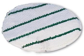 Picture of item 963-185 a General Carpet Bonnet. 21 in. White and Green. 6 count.