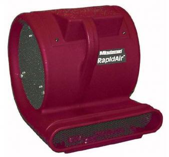 Picture of item 963-208 a Rapid Air Carpet Blower 3-speed 120V Carpet and Floor Dryer.