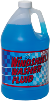Picture of item 662-701 a Windshield Washer Fluid, Protects to -20.  6 Gallons/Case.