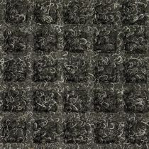 Picture of item 963-299 a Waterhog™ Fashion Border Entrance-Scraper/Wiper-Indoor/Outdoor Mat. 3 X 10 ft. Charcoal Color.