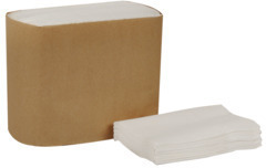 Tork Universal Lowfold Dispenser Napkins. 12 X 7 in. White. 8016 count.