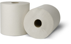 Picture of item 875-507 a Tork Universal (Core) Roll Towels. 8 in X 800 ft. White. 6 count.